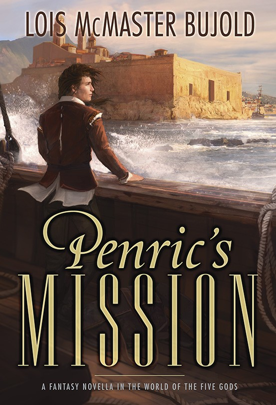 Penric's Mission by Lois McMaster Bujold