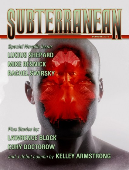 SUBTERRANEAN PRESS MAGAZINE Summer 2010