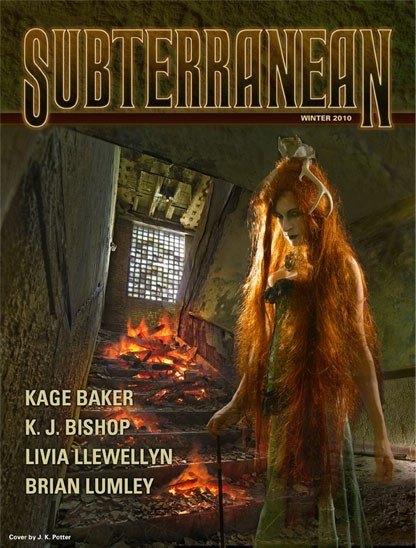 SUBTERRANEAN PRESS MAGAZINE Winter 2010