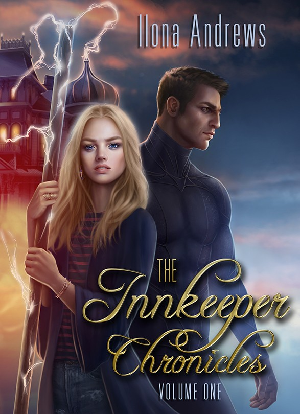 The Innkeeper Chronicles, Volume One by Ilona Andrews (preorder)