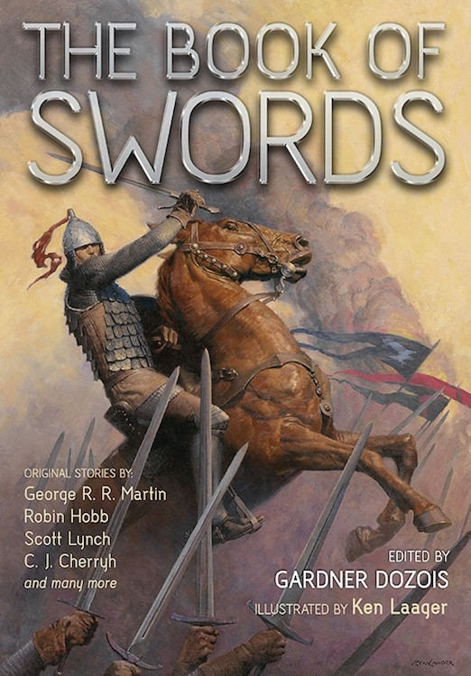 The Book of Swords (preorder)