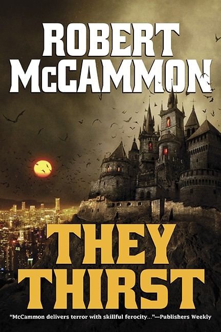 They Thirst Trade Paperback Edition