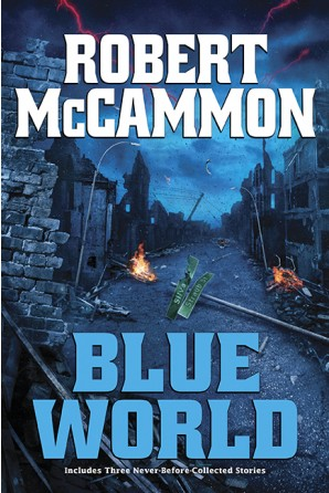 Blue World Trade Paperback Edition