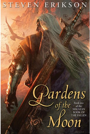 Gardens of the Moon Limited Cover