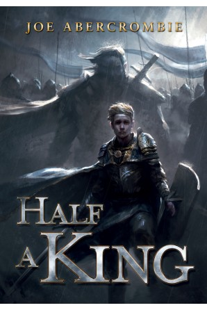 Half a King Cover