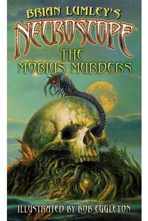 Necroscope: The Mobius Murders eBook