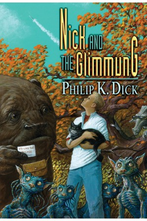 Nick and Glimmung Cover