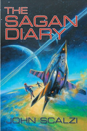 The Sagan Diary Cover