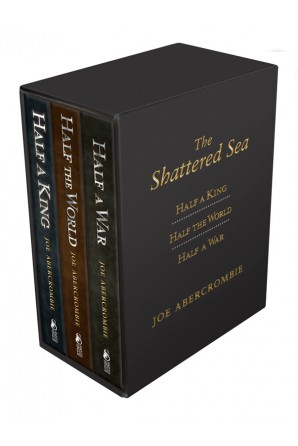 Shattered Sea Limited Edition Slipcase