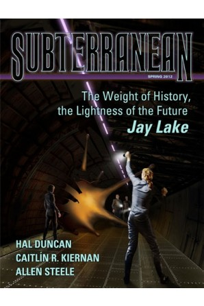 SUBTERRANEAN PRESS MAGAZINE Spring 2012
