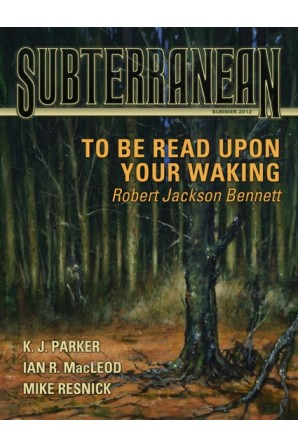 SUBTERRANEAN PRESS MAGAZINE Summer 2012