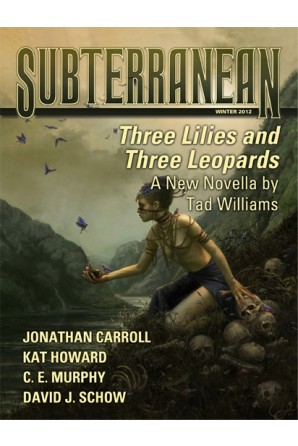 SUBTERRANEAN PRESS MAGAZINE Winter 2012