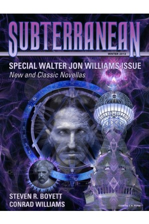 SUBTERRANEAN PRESS MAGAZINE Winter 2013