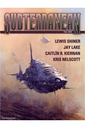 SUBTERRANEAN PRESS MAGAZINE Fall 2009