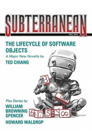 SUBTERRANEAN PRESS MAGAZINE Fall 2010