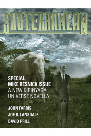 SUBTERRANEAN PRESS MAGAZINE Summer 2008