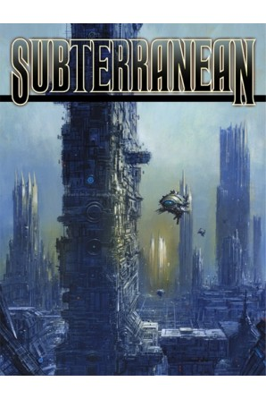SUBTERRANEAN PRESS MAGAZINE Winter 2007