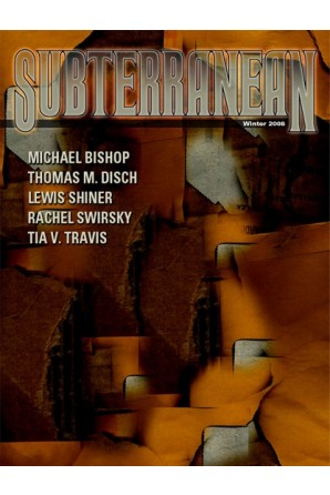 SUBTERRANEAN PRESS MAGAZINE Winter 2008