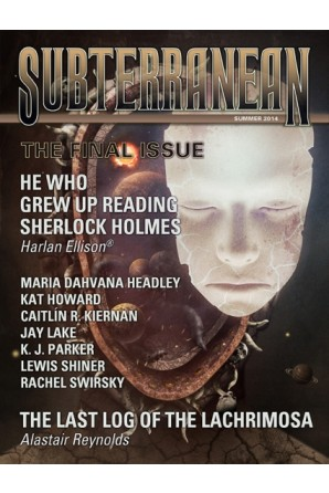 SUBTERRANEAN PRESS MAGAZINE  Summer 2014