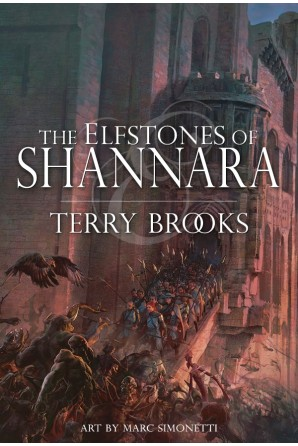 The Elfstones of Shannara Signed Limited Edition (preorder)