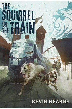 The Squirrel on the Train (preorder)