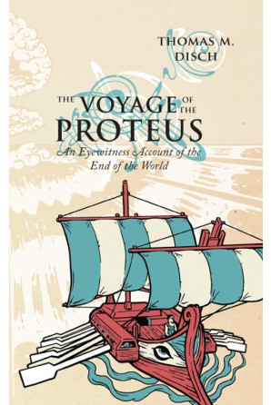 The Voyage of the Proteus Cover