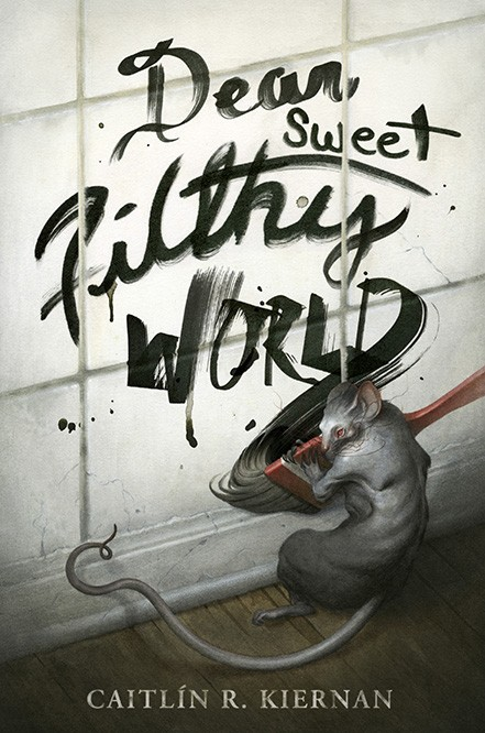 Dear Sweet Filthy world Cover