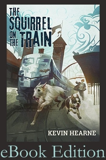 Squirrel on the Train eBook