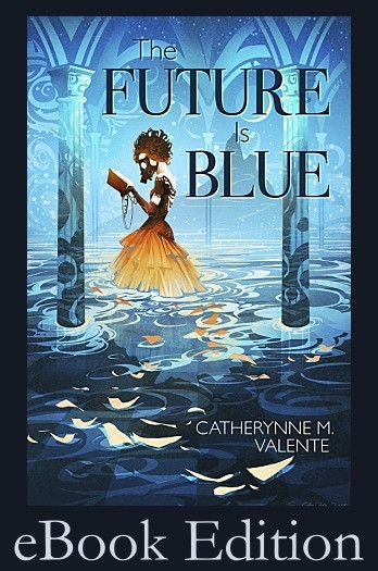 The Future is Blue eBook Cover