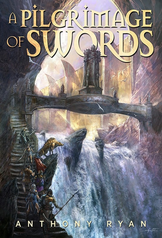 A Pilgrimage of Swords (preorder)