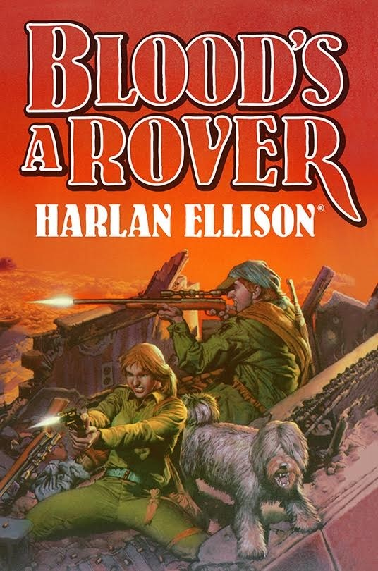 Bloods a Rover by Harlan Ellison