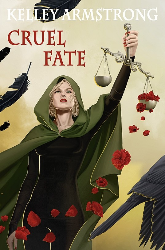 Cruel Fate by Kelley Armstrong