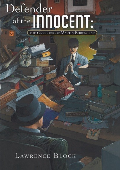 Defender of the Innocent: The Casebook of Martin Ehrengraf Trade Edition