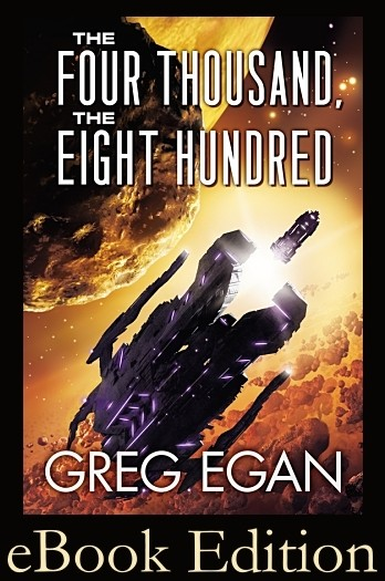 The Four Thousand, the Eight Hundred eBook Edition