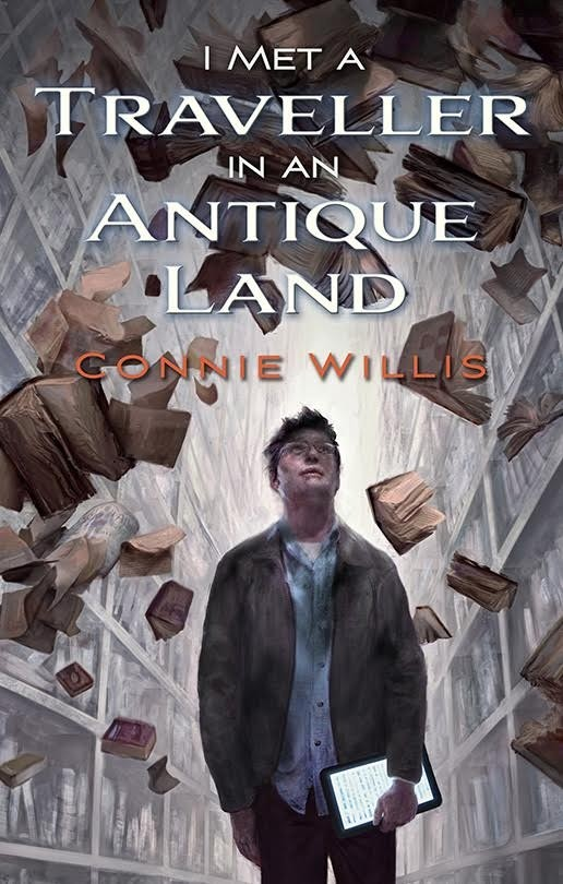I Met a Traveller in an Antique Land (preorder)