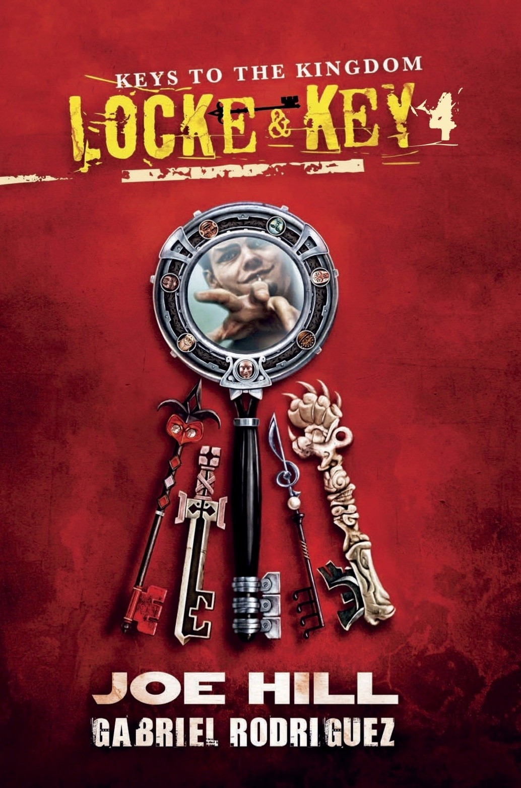 Keys to the Kingdom by Joe Hill