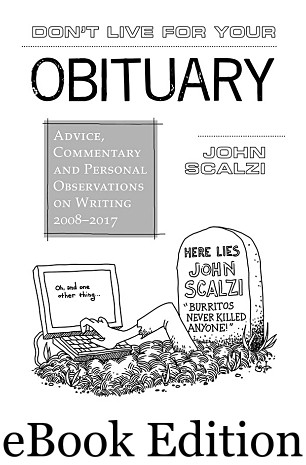 Don't Live For Your Obituary eBook