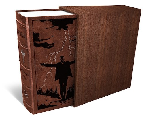 5074994ab1ce Announcing the Deluxe Limited Edition of Revival by Stephen King