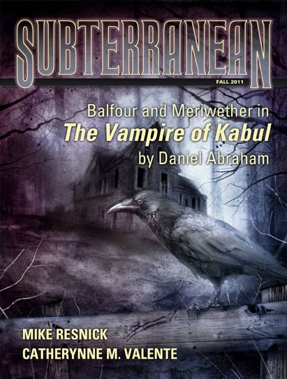 SUBTERRANEAN PRESS MAGAZINE Fall 2011