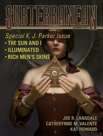 SUBTERRANEAN PRESS MAGAZINE Summer 2013