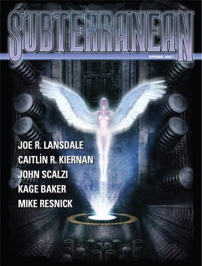 SUBTERRANEAN PRESS MAGAZINE Spring 2007