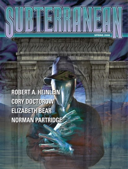 SUBTERRANEAN PRESS MAGAZINE Spring 2008