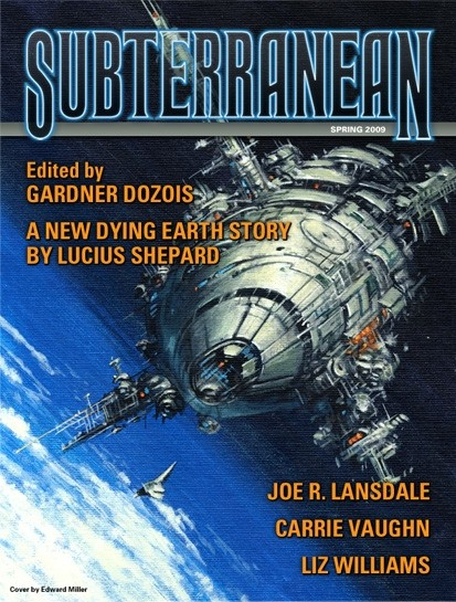 SUBTERRANEAN PRESS MAGAZINE Spring 2009