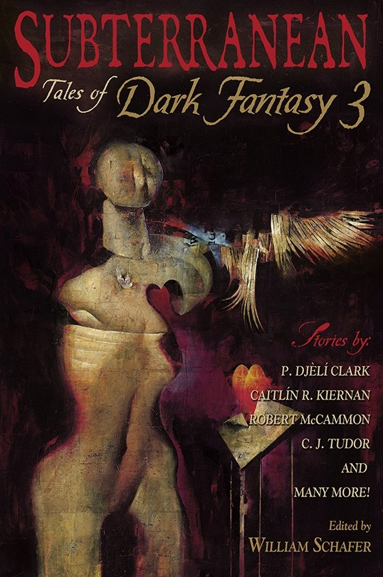 Subterranean Tales of Dark Fantasy 3