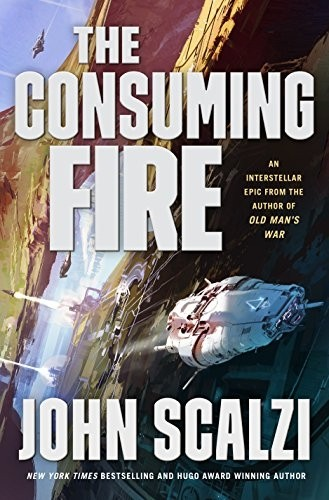 Consuming Fire, signed