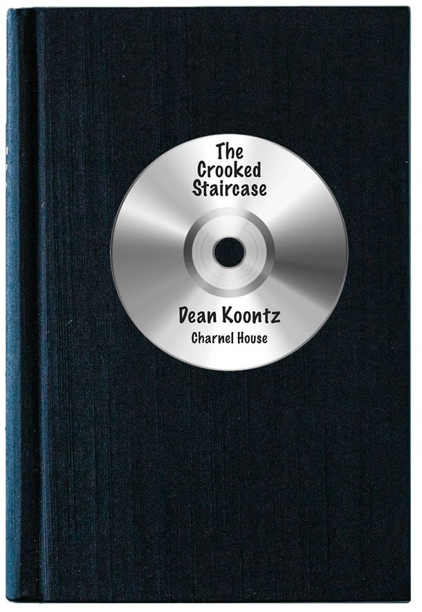 Crooked  Staircase Signed Limited Edition (preorder)