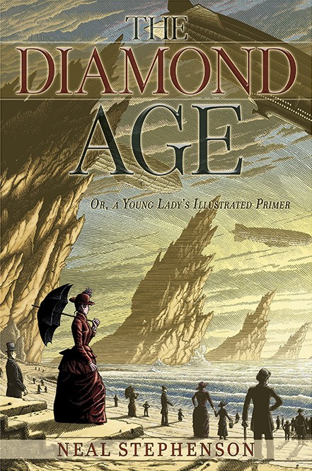 The Diamond Age - Neal Stephenson