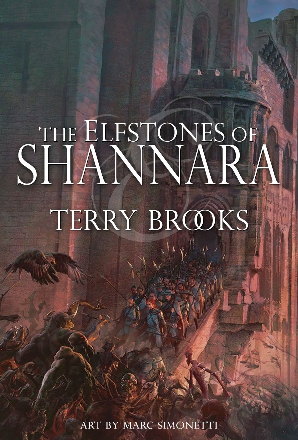 The Elftstones of Shannara by Terry Brooks