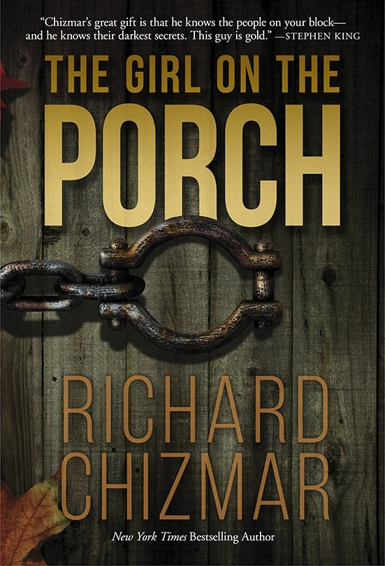 The Girl on the Porch by Richard Chizmar
