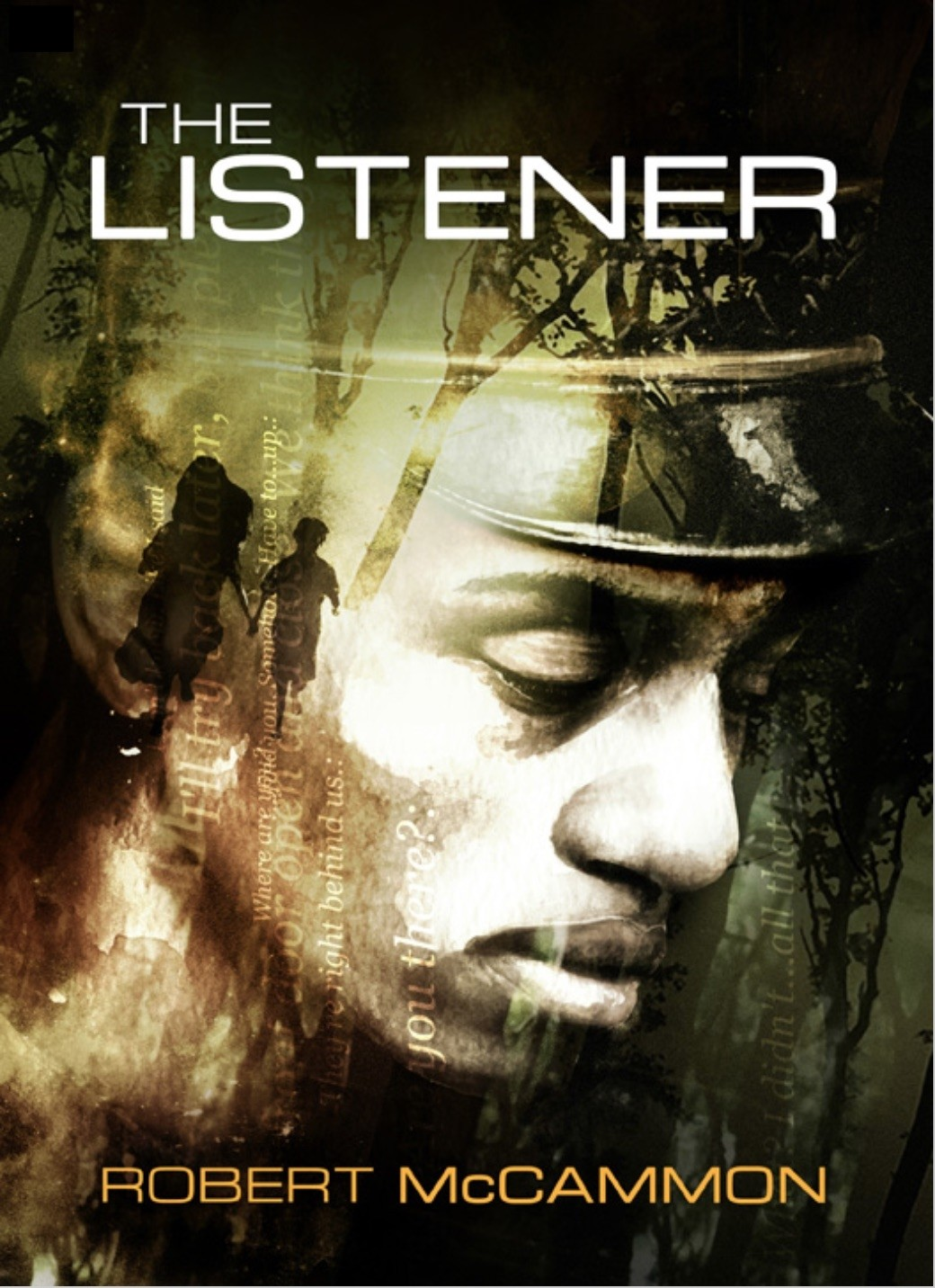 The Listener UK by Robert McCammon